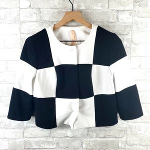 Bailey 44 checkered Jacket   Size M